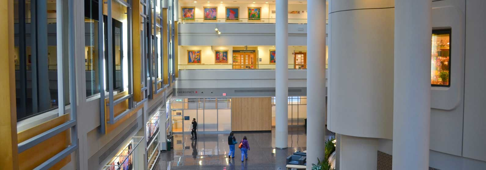 The Lobby at Brigham & Women's Hospital
