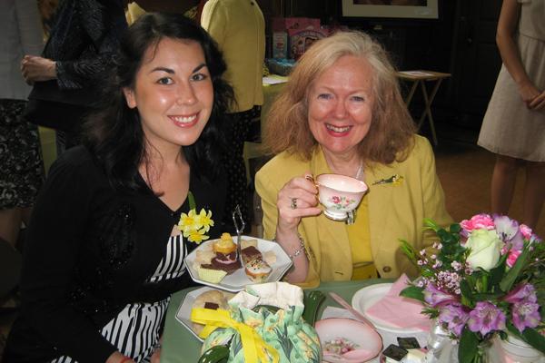 Daffodil Tea Fundraiser