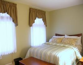Thornton house bedroom