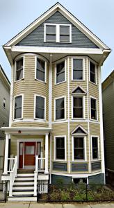 Thornton house