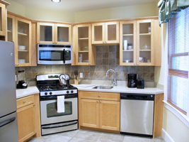 Thornton house kitchen