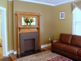 Thornton house living room