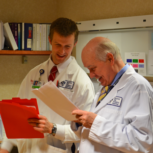 IMP doctors consult